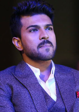 Ram Charan thanks and sorry to his fans