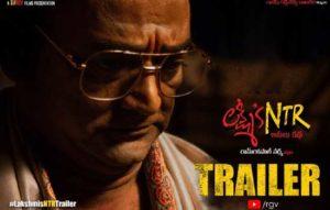 Ram Gopal Varma Lakshmi's NTR Trailer Review
