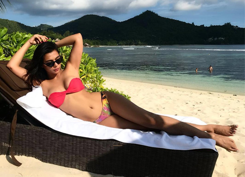 Ruhi Singh: Water Baby Obsession with Swim Wear