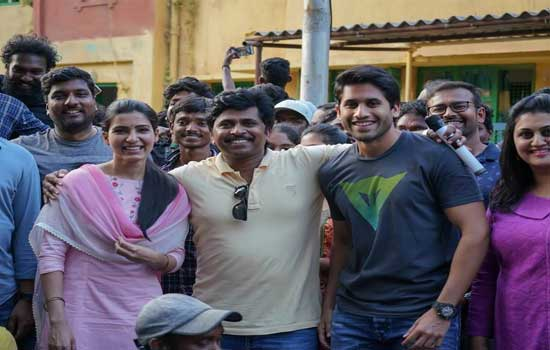 Samantha and Nag Chaitanya special messages: It's warp for Majili
