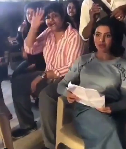Samantha look from Nandini Reddy film LEAKED!