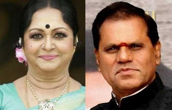 TSR honours B.Saroja Devi with 'Viswanata Samragni'