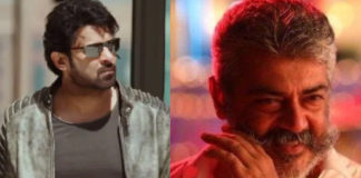 Thala Ajith meets Baahubali star Prabhas on Saaho set