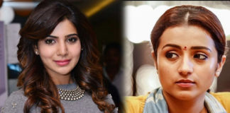 Trisha creating troubles for Samantha