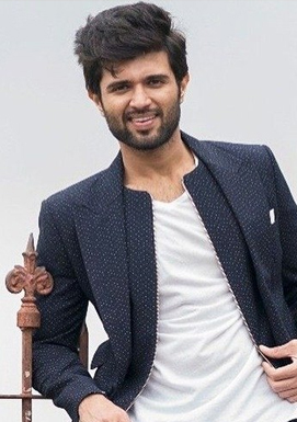 Vijay Deverakonda has 8 years old son?