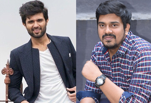 Vijay Deverakonda to fulfill the long pending desire of Sree Harsha