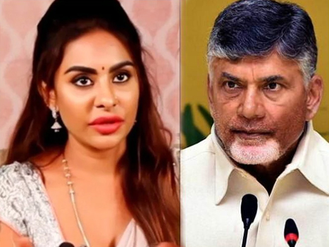 After RGV, now Sri Reddy makes comments on Chandrababu Naidu