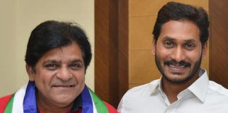 Ali gives big shock to TDP, joins YSRCP