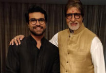 Amitabh Bachchan birthday wishes to Ram Charan