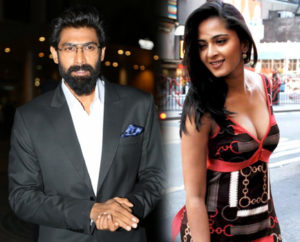 Anushka Shetty sign language for Guest Rana Daggubati