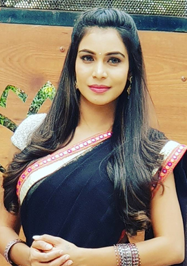 Bigg Boss girl Sanjana Anne to contest for Assembly
