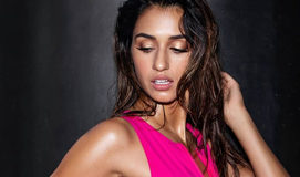 Disha Patani flaunting hotness in Monokoni