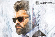 Gangster Look of Sharwanand