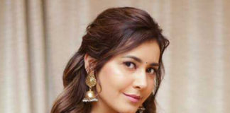 Is this Raashi Khanna look from Venky Mama?