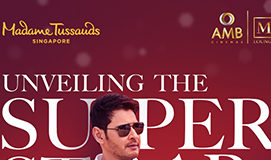 Mahesh's wax idol Launch: A Pure Delight for Superstar Fans