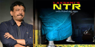 RGV fails to treat with Lakshmi's NTR when iron is hot