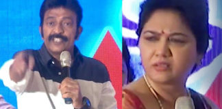 Rajasekhar and Hema fires on Naresh in MAA Oath Ceremony