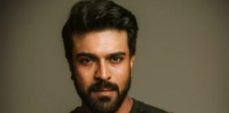 Ram Charan accidentally slipped and fell on his back