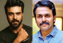 Ram Charan not but Karthi dares to snatch