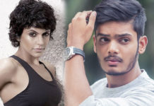 Saaho beauty joins Akash Puri Romantic