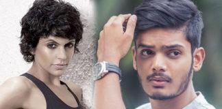 Saaho beauty joins Akash Puri Romantic