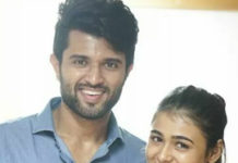 Shalini Pandey substantial role in Vijay Deverakonda next