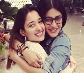 Shruti Haasan wants to marry Tamannah Bhatia - tollywood