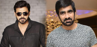 Venkatesh multistarrer with Ravi Teja?