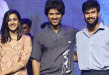 Vijay Deverakonda big brother duties!