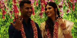 Vishal and Anisha Alla Reddy wedding in this month