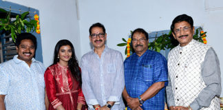 Creative Commercials Production No 47 'Kousalya Krishnamurthy...Cricketer' Launched