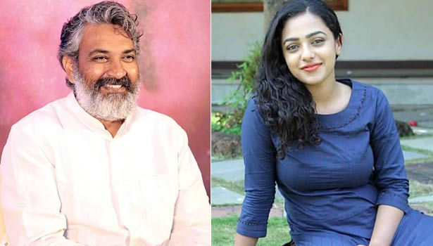 Nithya Menen as tribal girl in Rajamouli RRR?
