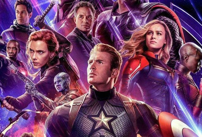 Avengers: Endgame Weekend Collections