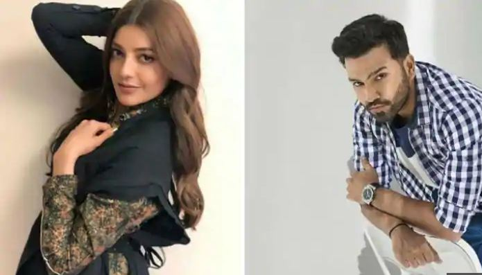 Kajal Aggarwal reveals her crush on Rohit Sharma