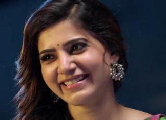 samantha in talks for valmiki