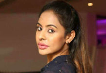 Sri Reddy comments on Nagarjuna