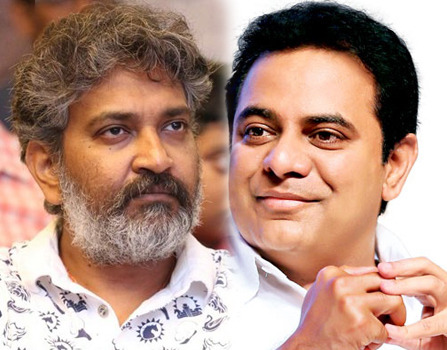 KTR reveal the meaning of Rajamouli film title RRR!