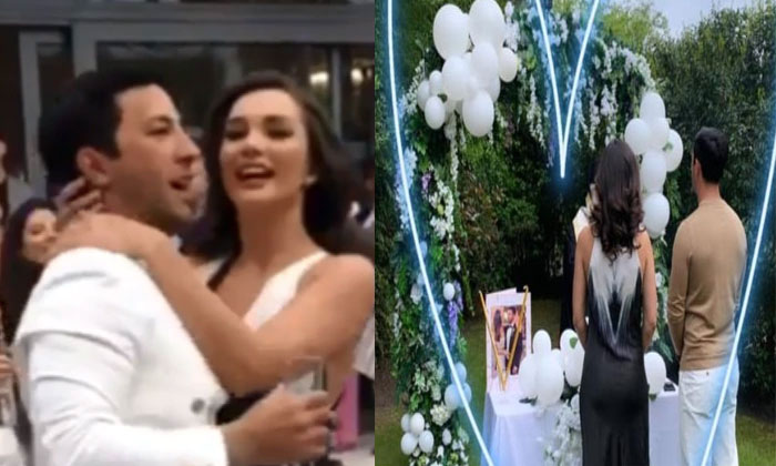 Actor Amy Jackson gets engaged to business tycoon George Panayitou in London
