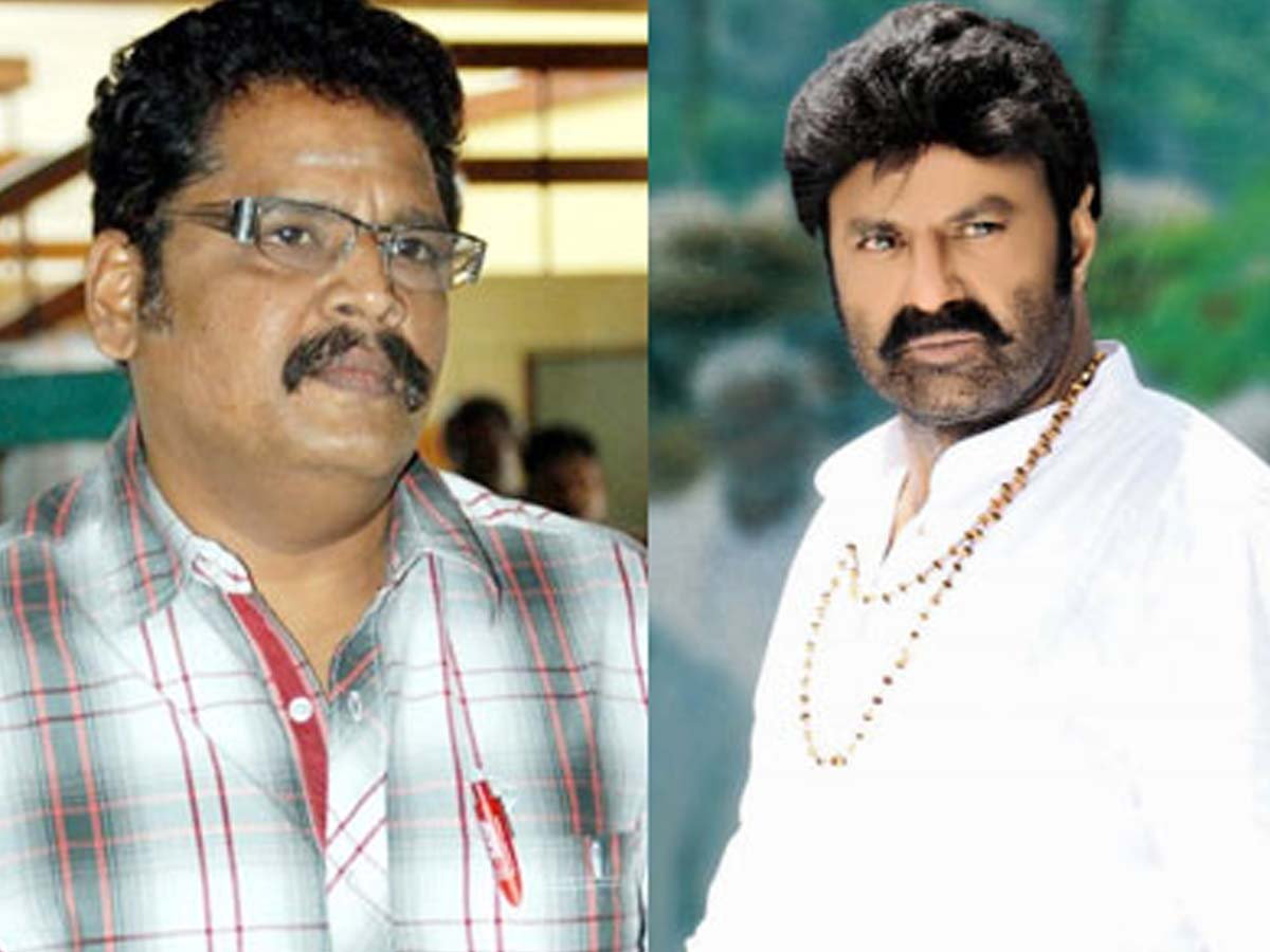 Balakrishna and KS Ravikumar film title - Ruler