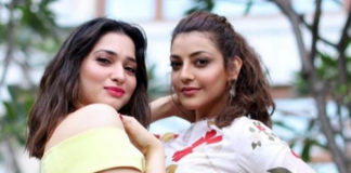 Kajal Agarwal and Tamanna Latest Photoshoot