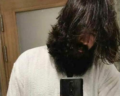 LEAKED! Yash look from KGF Chapter 2