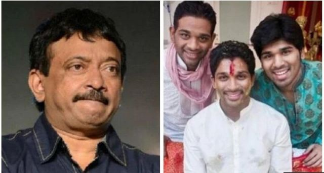 Ram Gopal Varma controversial comments on Allu Arjun brother Bobby