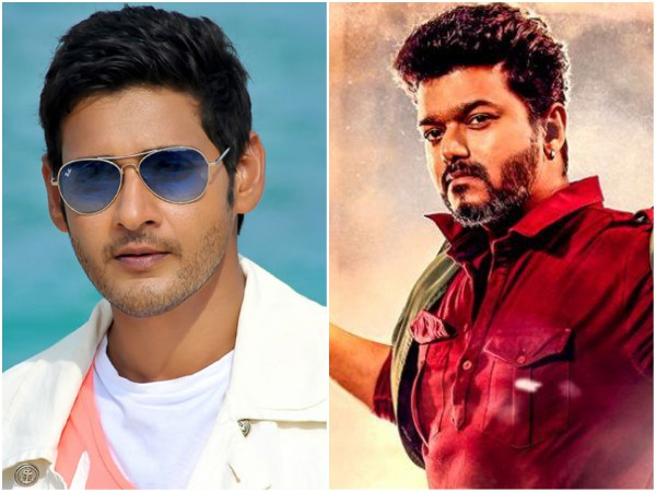 Vijay to play lead role in Maharshi Tamil remake?