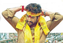 only jr ntr save tdp