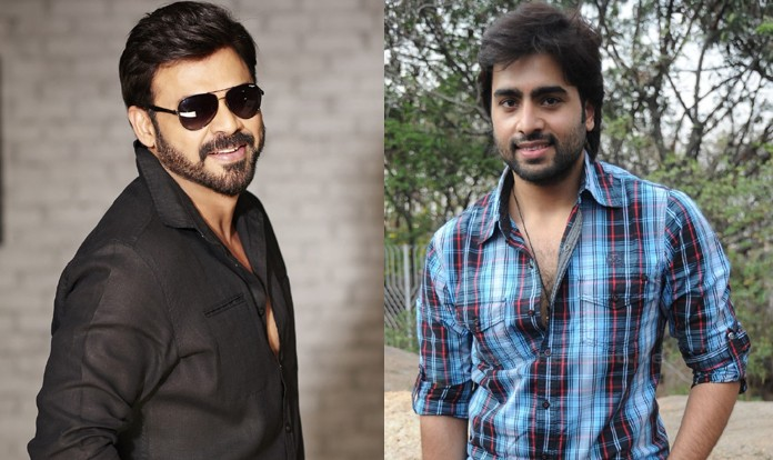 Venkatesh collaborates Nara Rohit for Vikram Vedha remake?