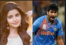 Anupama Parameswaran dating Jasprit Bumrah?