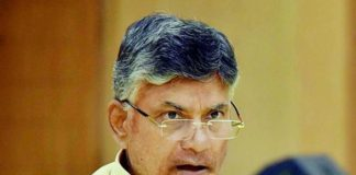 Chandrababu Naidu's security was cut down