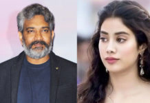 hanvi Kapoor and Rajamouli