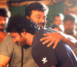 Prabhas fans upset with Chiranjeevi