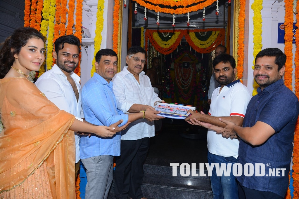 PratiRojuPandaage Movie Opening Stills (1)